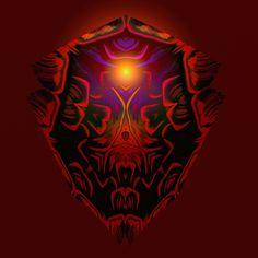 méditation ... Mandala de Pierre Vermersch Digital Drawings