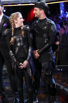 """Dancing with the Stars  -   Mark Ballas & Willow Shields dance a contemporary routine to Coldplay's """"Atlas""""  -  Season 20  -  Week 4 - spring 2015  -  score - 10+9+10+10 = 39  -  YouTube"""
