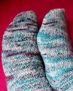 Ravelry: Saanich Socks pattern by Corrine Walcher