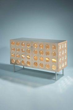SPINOZA Sideboard by Patrick Naggar