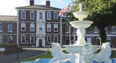 Booking.com: Park Hall Hotel and Spa - Wolverhampton, GB