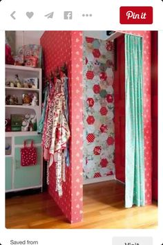 Definitely wanna make this an edition to my new room! Dream Rooms, Dream Bedroom, Baby Bedroom, My New Room, My Room, Cute Room Ideas, Daughters Room, Little Girl Rooms, Cool Rooms For Girls