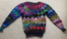 Ravelry: Jodyar's Alphabet sweater