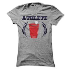 View images & photos of Athlete - Beer Pong t-shirts & hoodies