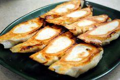 Pan fried Dumplings by foodishfetish on Flickr.
