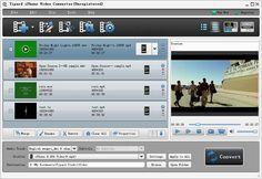 How to Convert MP4/WMV/AVI/ 3GP .etc videos to iPhone 5