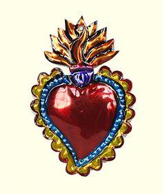 I love all sacred hearts