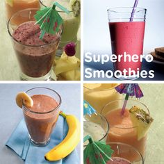 It's almost summer: Smoothies by the pool after a good workout! Can't wait!