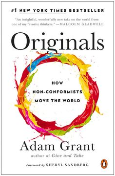 Penguin Random House Originals: How Non-Conformists Move The World