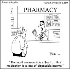 Pharmacy Cartoon Women Prefer