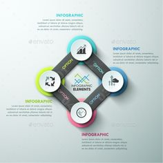 Modern Infographic Paper Template #design Download: http://graphicriver.net/item/modern-infographic-paper-template/11881957?ref=ksioks