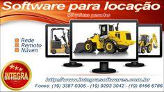 software para locação de tratores locação de empilhadeiras guindastes