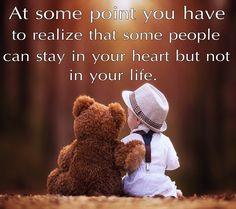 True, experiencing now