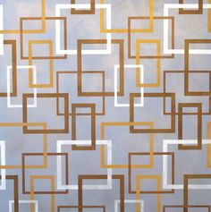 Hip To Be Square Stencil | Royal Design Studio