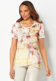 Floral Bouquet Tee