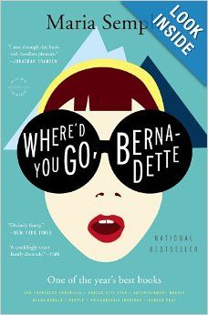 such a FUN book (by a writer for Arrested Development!).  totally going to check out her other novel as well.