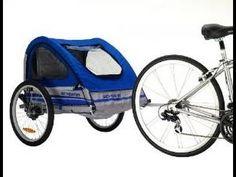 Schwinn Mark III Double Bike Trailer | Kids Bike Trailer