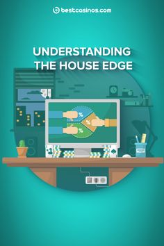 Casino house edge – what's up with that?  Even if you're new to online gaming, you must have heard the term all over the web. But what does house edge mean in the gaming world?  We explore!