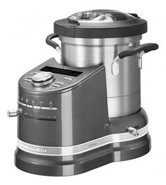 KITCHENAID Robot cuiseur Kitchenaid Artisan Cook Processor gris étain 5KCF0103EMS / 151262