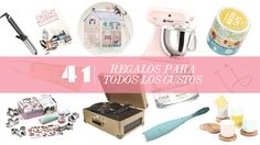 41 ideas de regalo para todos los gustos | Aubrey and Me | Bloglovin'