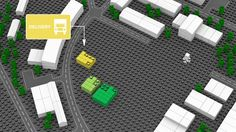 Animation of planned LEGO museum - Boing Boing