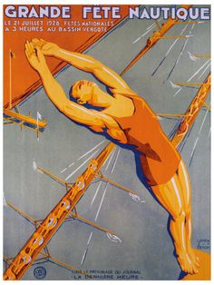Crew Rowing & Sculling Posters