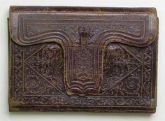Pocketbook / vallet, Czech lands, 2nd or 3rd quarter of the 19th century - Národní muzeum