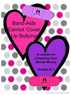 youngsters bullying, truths and also means to take care of children harasses as well as kids being bullied Anti Bullying Lessons, Anti Bullying Activities, Bullying Quotes, Counseling Activities, Interactive Activities, Therapy Activities, Elementary School Counseling, School Counselor, Counseling Office