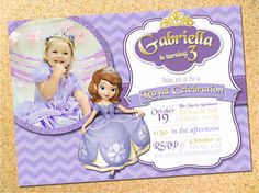 Sofia the First Inspired Birthday Party Photo by Owen & Sally Designs