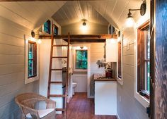 Timbercraft tiny home has everything you need in a small package