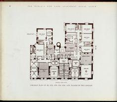 World's loose leaf album of apartment houses,...