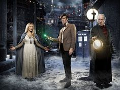 Doctor Who - A Christmas Carol Christmas Carol, Doctor Who Christmas, Michael Gambon, Katherine Jenkins, Steven Moffat, Matt Smith, Karen Gillian, Dr Who 11, Doctor Who Episodes