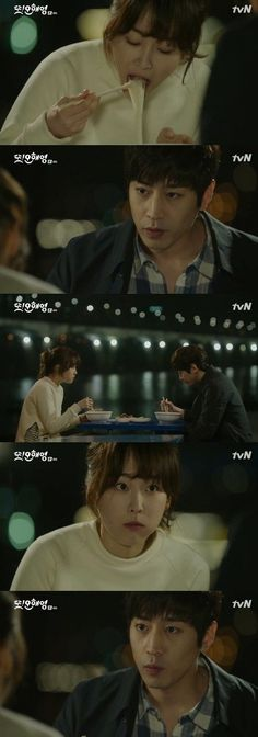 [Spoiler] Added episode 4 captures for the #kdrama 'Oh Hae-Young Again'
