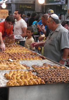 """The Shuk, Jerusalem. Mahane Yehuda Market, referred to as """"The Shuk"""", is a… Palestine, Fresh Fruits And Vegetables, Seasonal Fruits, Israeli Food, Israel Travel, Jewish Recipes, Meat And Cheese, Holy Land, Food Truck"""