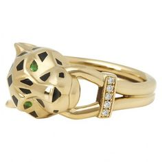 yellow Yellow gold CARTIER Ring - Vestiaire Collective