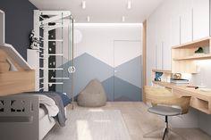 Elegant Scandinavian Themes For Kids Room Design Ideas Kids Bedroom Designs, Kids Room Design, Small Space Interior Design, Interior Design Living Room, Kid Spaces, Boy Room, Bedroom Decor, Decoration, Home Decor