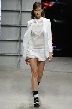 Band of Outsiders RTW Spring 2014 - Slideshow - Runway, Fashion Week, Reviews and Slideshows - WWD.com