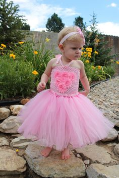 Hey, I found this really awesome Etsy listing at https://www.etsy.com/listing/199003114/pink-tutu-dress-flower-girl-photo-prop