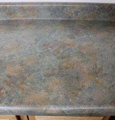 Painted Desert Laminate Top Bath Cabinets, Kitchen Cabinets In Bathroom, Buy Kitchen, Kitchen And Bath, Laminate Countertops, Kitchen Countertops, Create A Shopping List, Drip Edge, Painted Desert