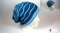 Ravelry: Swell Beanie pattern by Monk Wolle & Beanies Crochet Hat Tutorial, Beginner Crochet Tutorial, Diy Crochet, Diy Tutorial, Loom Knitting, Knitting Patterns Free, Crochet Patterns, Free Pattern, Crochet Beanie
