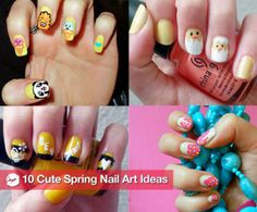 Cute-Nail-Art-Ideas-Spring-300x249.jpg 300×249 pixels