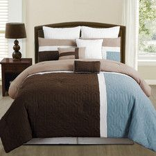 Adler 8 Piece Comforter Set