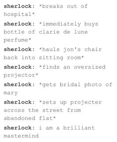 You never really take a moment to think of the logistics. #HisLastVow