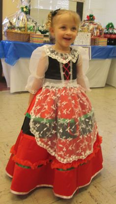 traditional italian clothing for girls - Google Search
