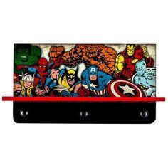 Hobby Crafts U0026 Decor   Marvel Superhero Shelf Part 64