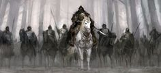 Ranger Royal light Cavalry Cavaleiros e Templários