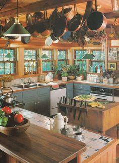 Las Claves del Estilo Toscano | Decorar tu casa es facilisimo.com