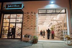 JADE & CLOVER is a carefully-curated and innovative specialty retail store offeringhandmade,eco-conscious,lifestyle merchandise from apparel and accessori