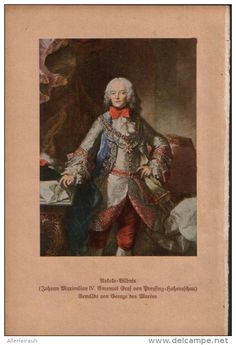 Johann Maximilian IV, Emanual Graf von Prensing Hohenschau - Druck, entnommen…
