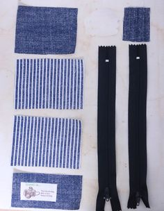 コインキーケースの作り方[型紙無料ダウロード] | ひらめき工作室 Kraft Bag, Diy And Crafts, Deco, Sewing, How To Make, Leather, Handmade, Bags, Crocheting